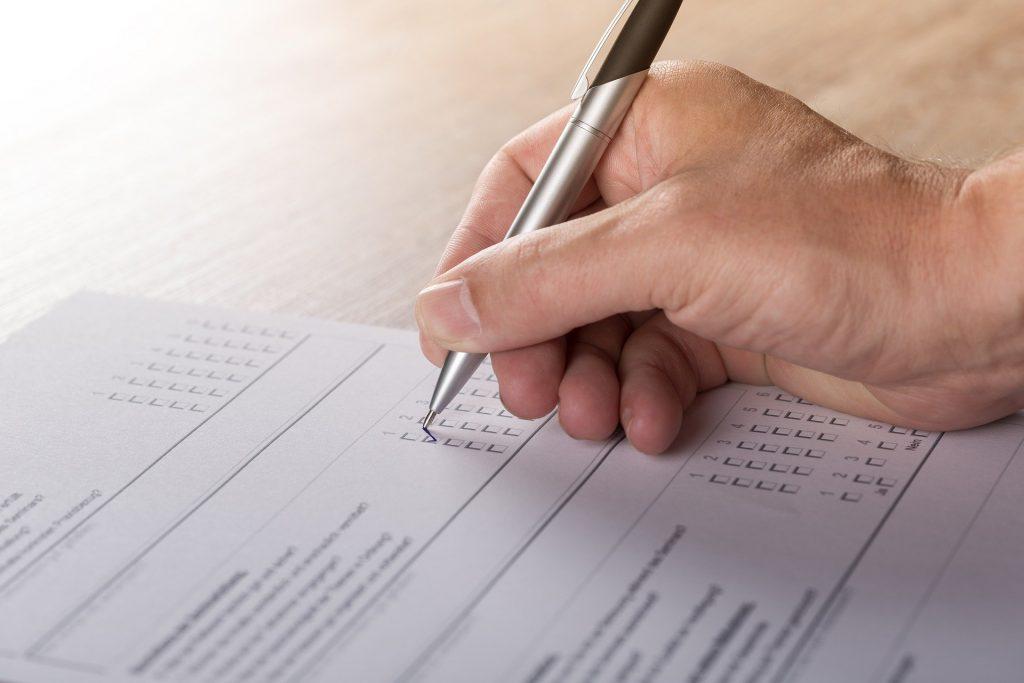Symbolbild zu Umfragen